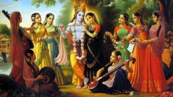 Sadhana Bhakti - Madhurya Bhava