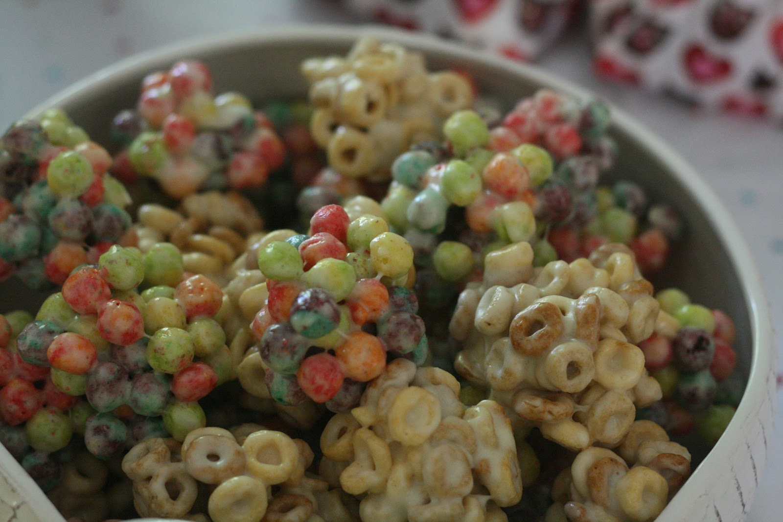 Seconds to change melted marshmallow cereal balls melted marshmallow cereal balls ccuart Images