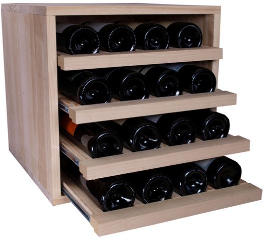 Bodegas de madera modelos mas vendidos - Botelleros de vino ...