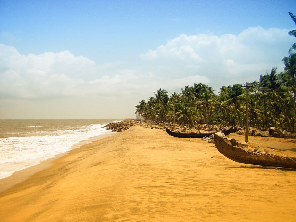 Cherai Beach Ernakulam Kerala Trips