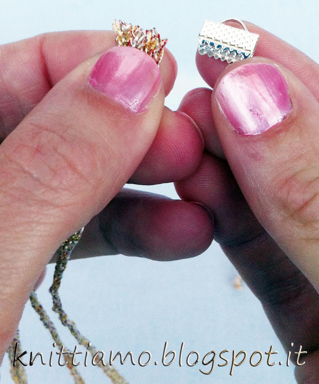Come fare un bracciale di bigiotteria