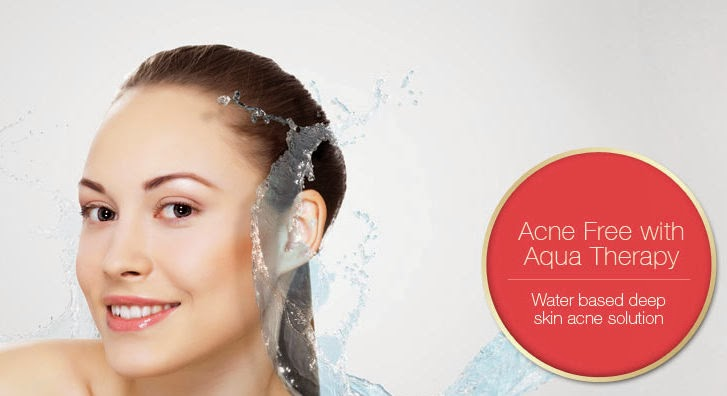 Kaya Skin Clinic Acne-free Aqua Therapy Review