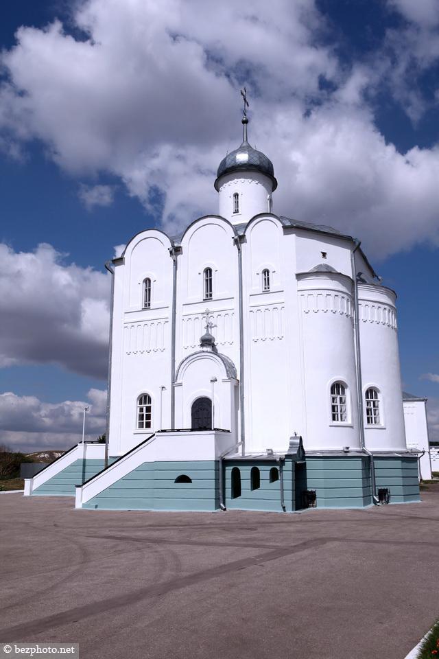 село арское храм