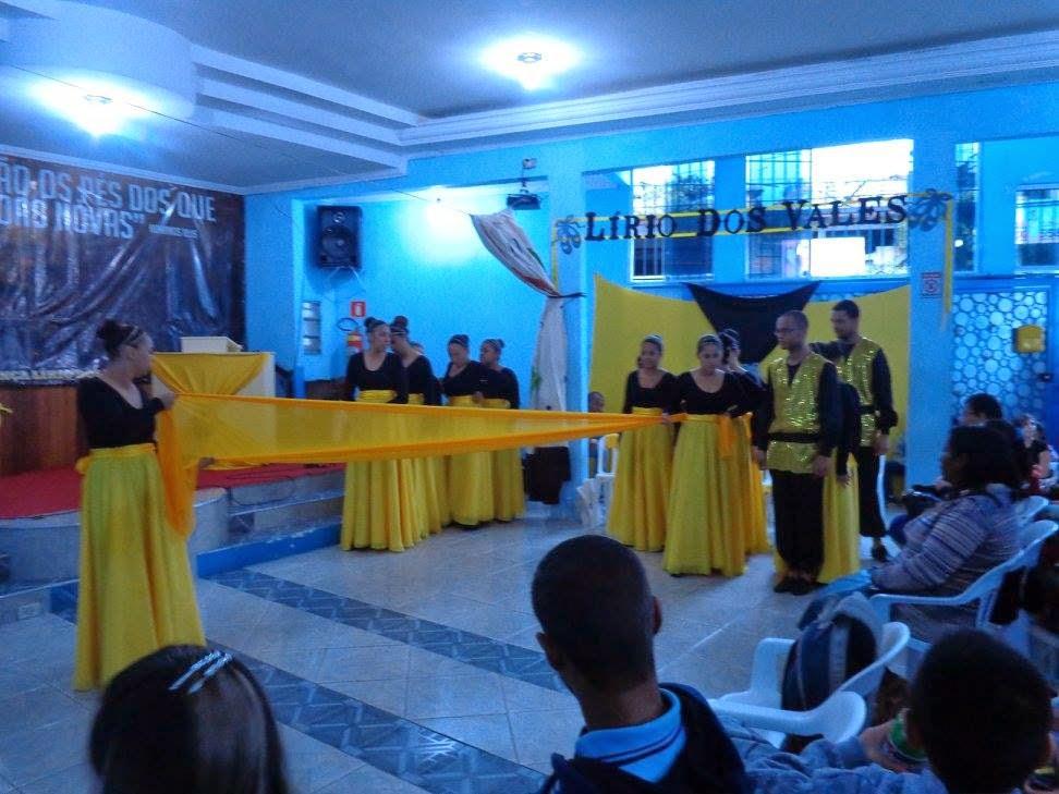 Coreografia na Igreja: A Dança da Ignorância - Bereianos