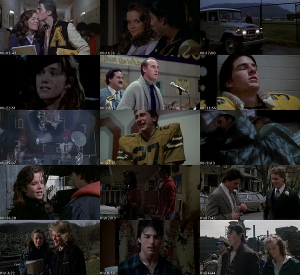 all the right moves 1983 dvdrip 700mb terbaru 2012