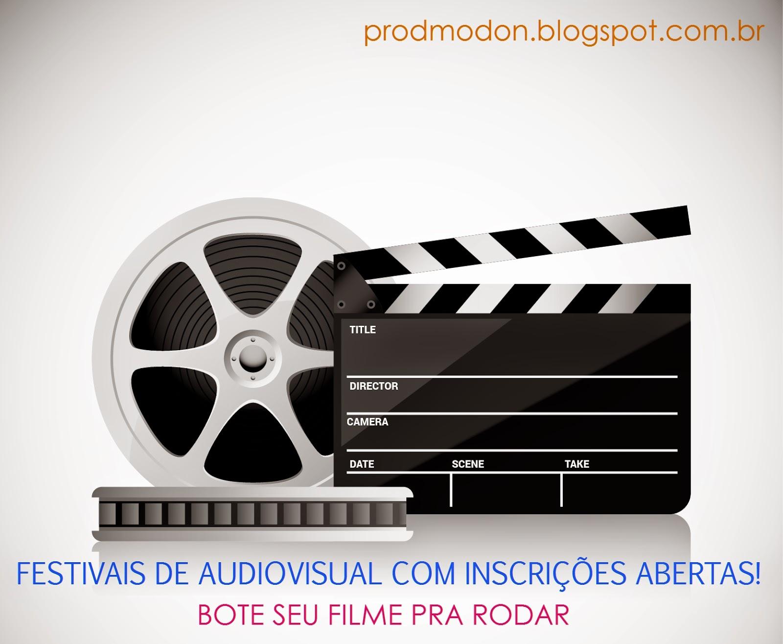 BOTE SEU FILME PRA RODAR
