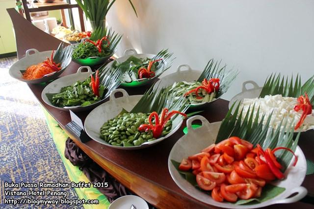 Buka Puasa Ramadhan Buffet 2015, Vistana Hotel Penang