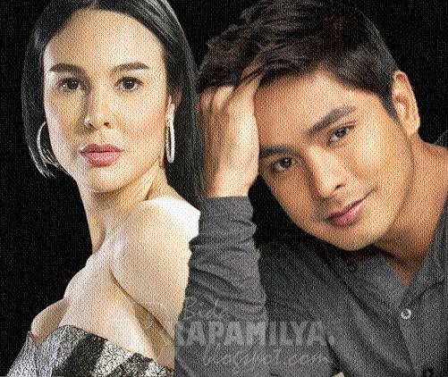 Coco Martin and Gretchen Barretto