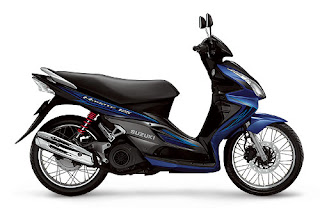 Suzuki Hayate : Spesifikasi Dan Harga Suzuki Hayate