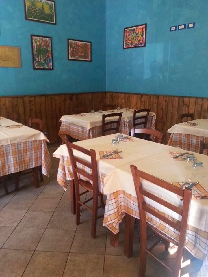 una  sala  della  Taverna Portuense
