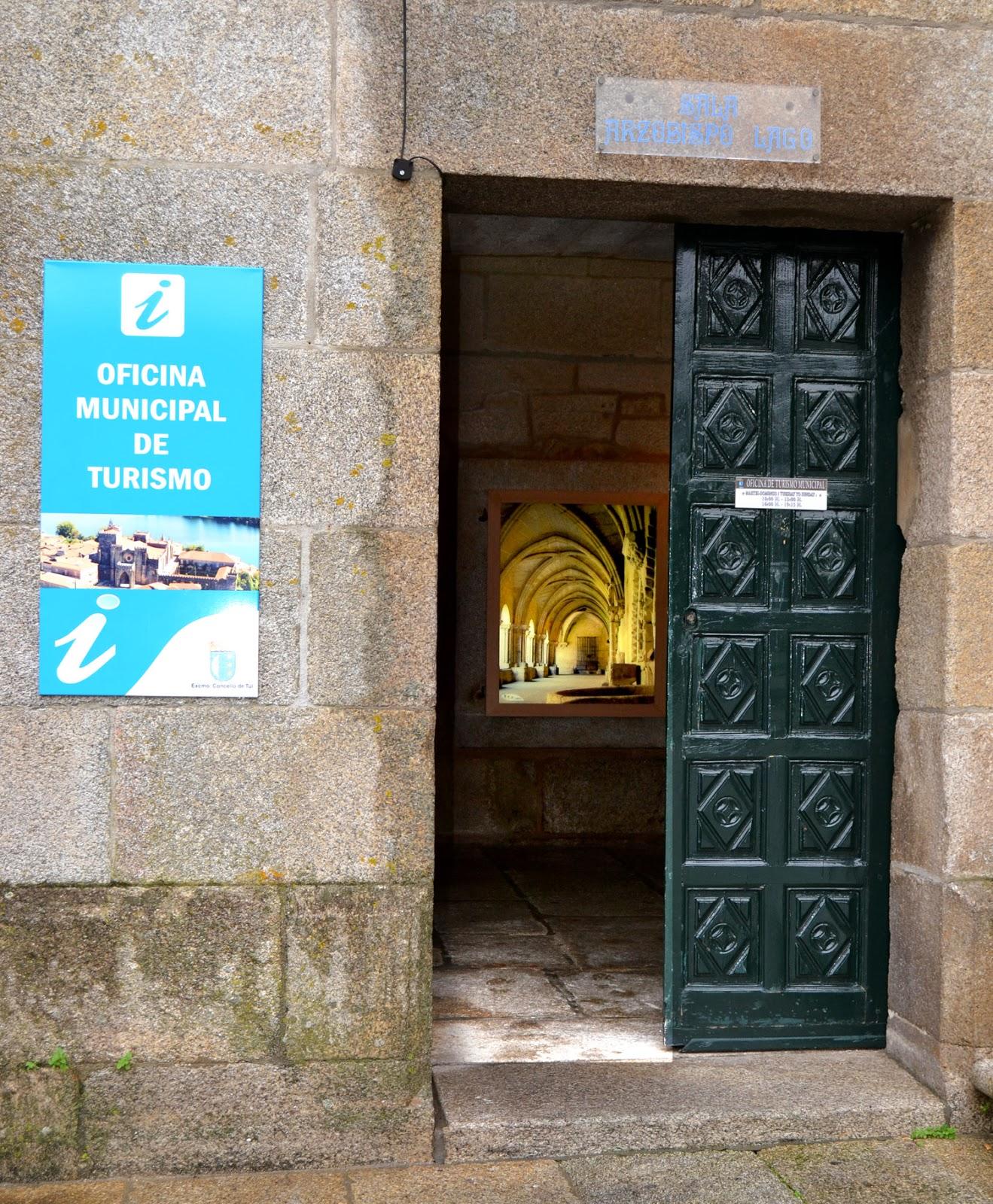 Valen a tui info a oficina municipal de turismo de tui for Oficina de turismo de aviles