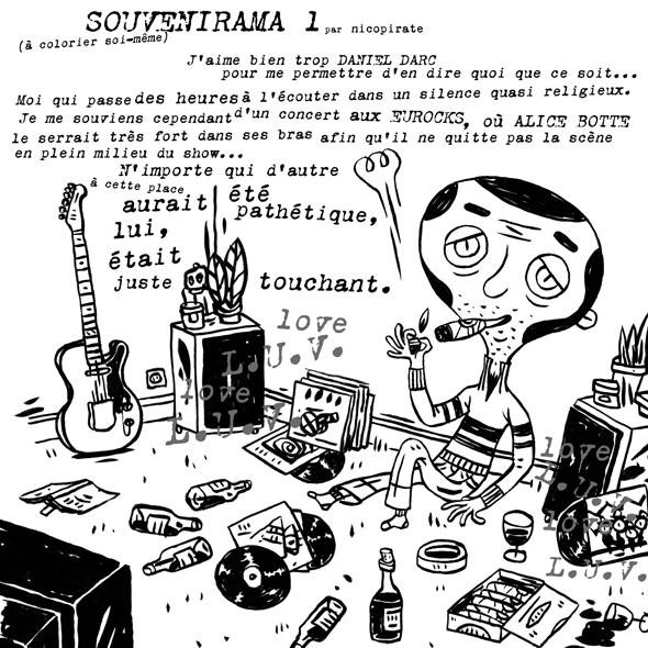 Nicopirate - Studio Shebam - Nancy Jazz Pulsations - La Jazzette