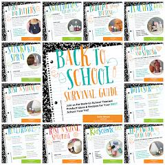 Back to School Blog Series!