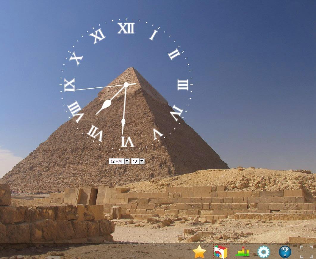 Onlive Clock часы с будильником