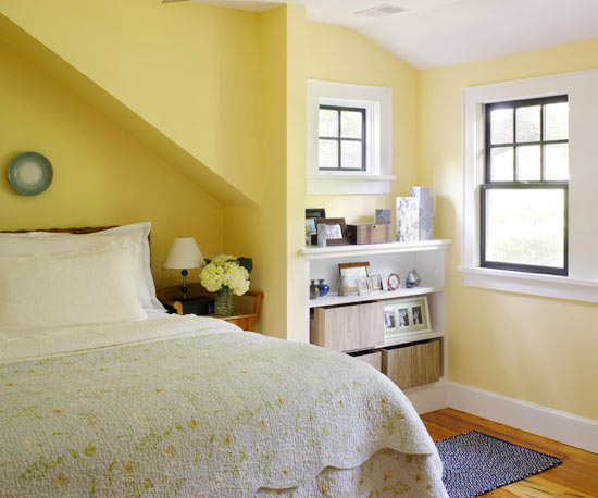 Tips For Painting With Strong Colors Decorating Home | Ask Home ...