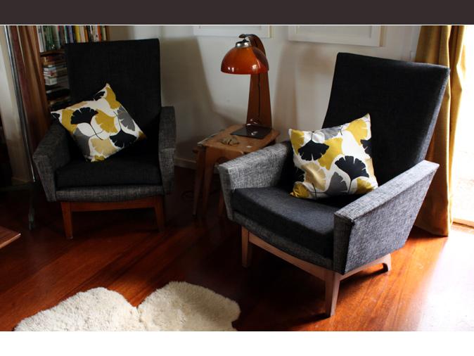 Ringatoi retro: danske møbler rocking chairs