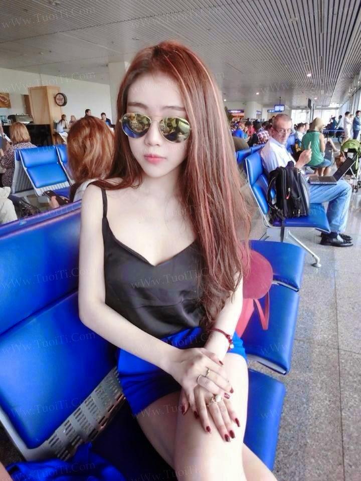Ảnh gái xinh Ngọc Lena trắng trẻo ngon lắm đây! 12