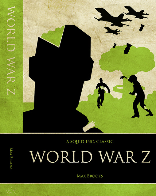 World War Z, Max Brooks, World War Z novel