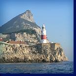 гибралтар - геркулесов столб, где плавал одиссей!