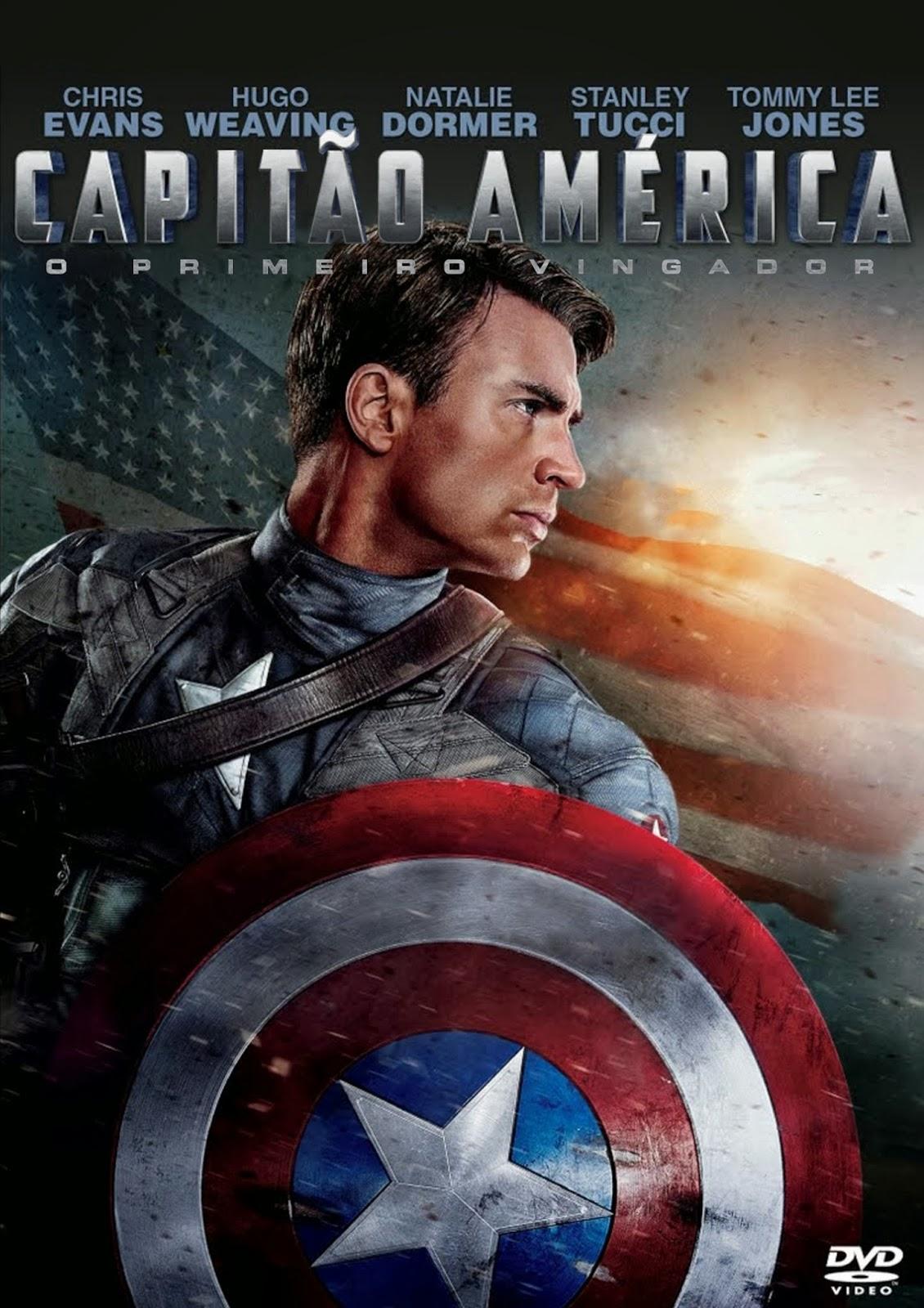 Capitão América: O Primeiro Vingador – Legendado (2011)