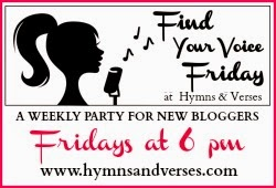 Find Your Voice Friday