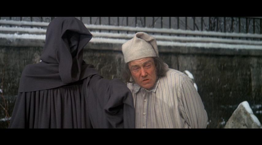 Christmas TV History: Merry Halloween! Scrooge in Hell