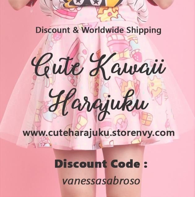 Cute Kawaii Harajuku