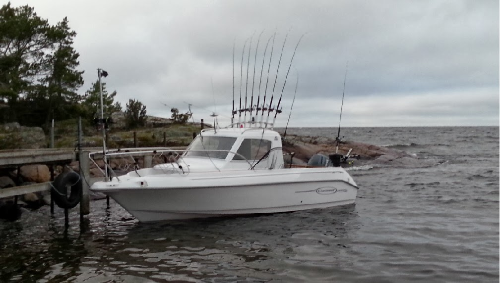 Laxbåten