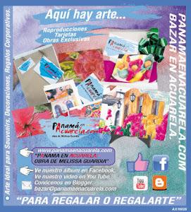 """""""Bazar, en Acuarela"""""""