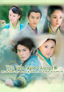 Tân Tiếu Ngạo Giang Hồ 2013 ...
