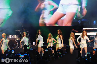 SNSD LIVE AT MALAYSIA