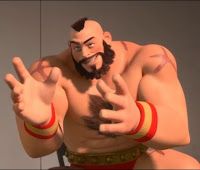 Wreck-It Ralph cameo Zangief