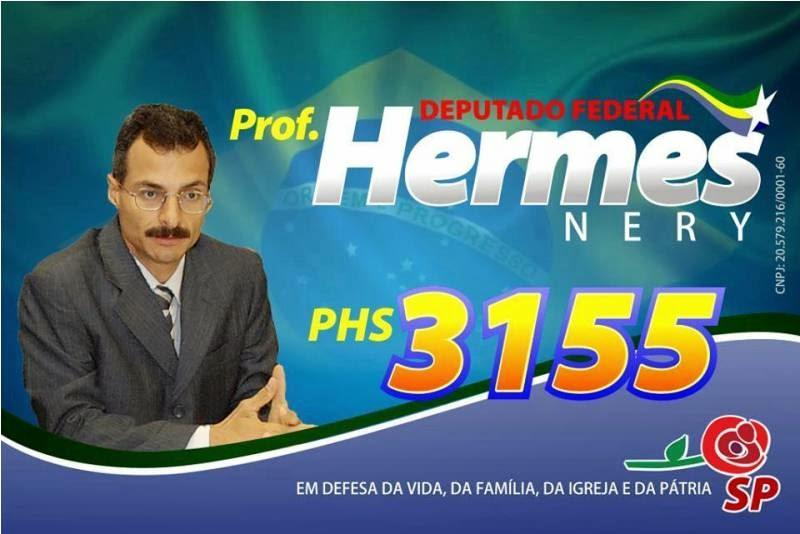 Deputado Federal - Professor Hermes Rodrigues Nery 3155