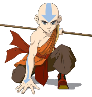 AVATAR : The Legend Of Aang / The Last Air Bender