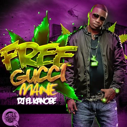 "DJ EL KanObe ""Free Gucci Mane"" Mixtape / www.hiphopondecck.com"