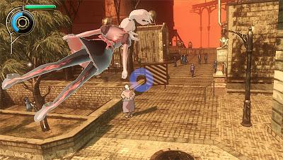 Une image de Gravity Rush.