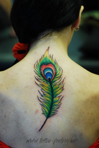 Лучшие Татуировки 2015 года Татуировки Для Девушек - цветные женские татуировки