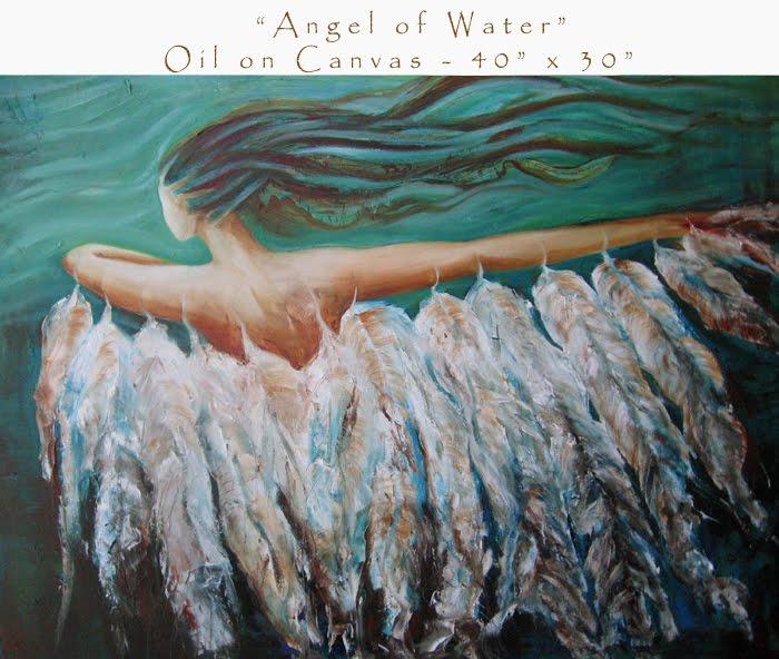 Angel del Agua