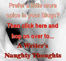 A Writer's Naughty Thoughts