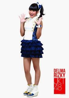 Foto dan Biodata JKT48 Delima Rizky