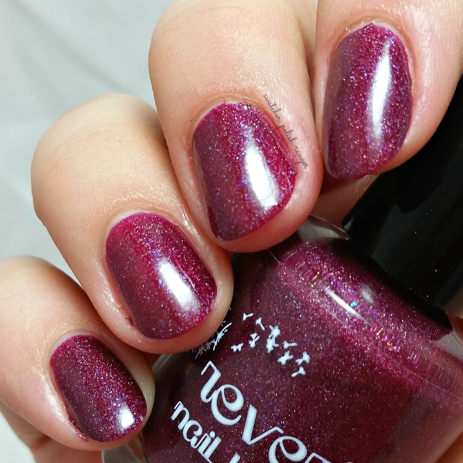 Reverie Nail Lacquer Bayberry