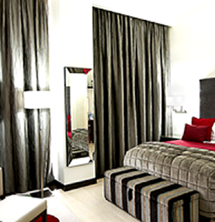 The George Deluxe room