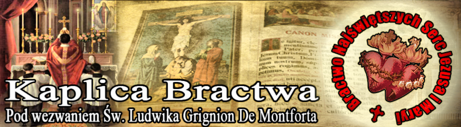 KAPLICA BRACTWA (FSCIM)