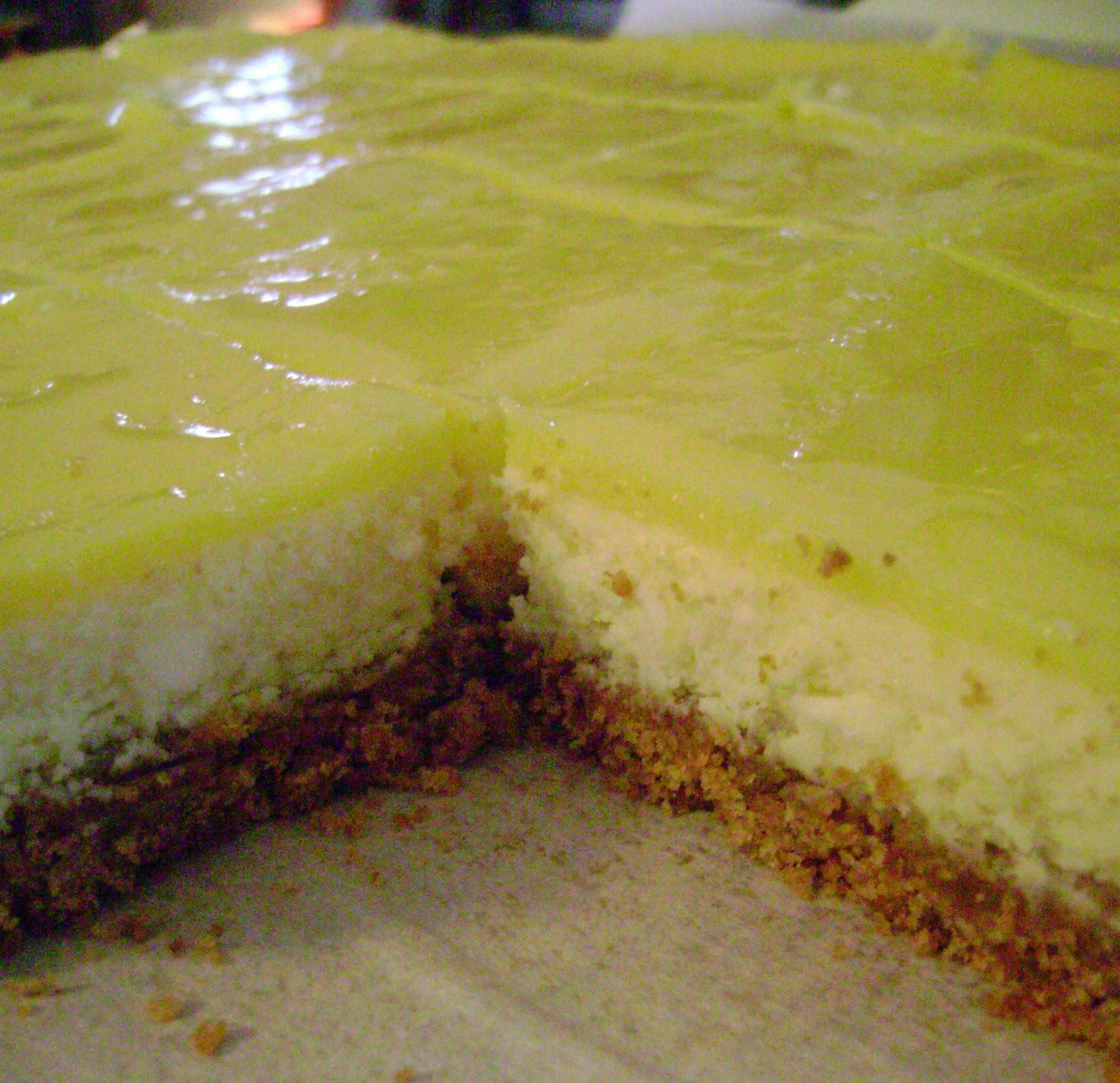 Jo and Sue: Lemon Cheesecake Bars