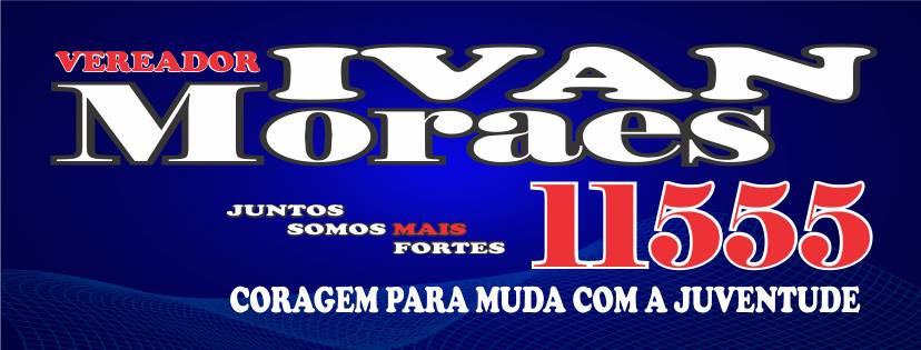 Vereador ivan Moraes 11555