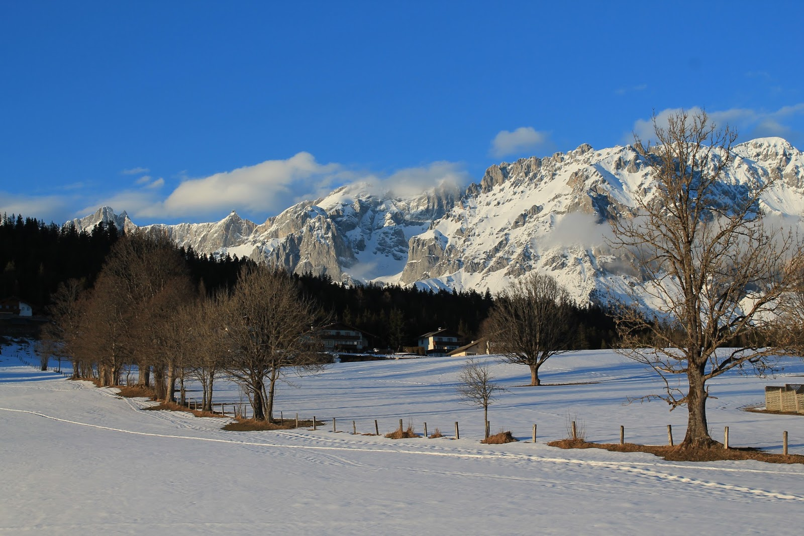 Schladming Dachstein Pichl Winter