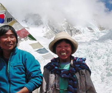 Wanita Jepun 73 tahun takluk puncak Everest
