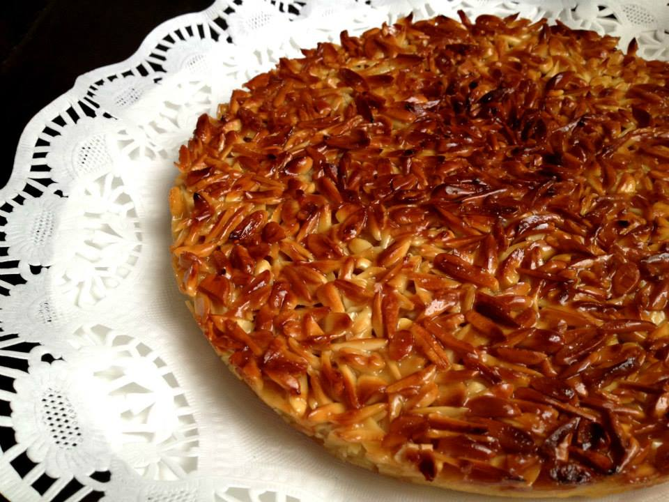 Tarte de Amêndoa