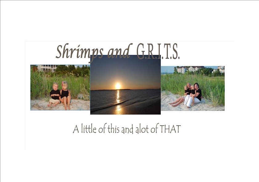 Shrimps and G.R.I.T.S