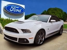 The 2013 Ford Mustang I rented for my wedding